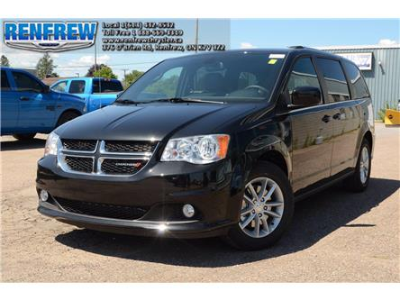 2020 Dodge Grand Caravan Premium Plus (Stk: L071) in Renfrew - Image 1 of 26