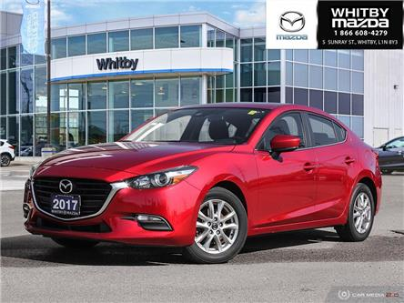 2017 Mazda Mazda3 GS (Stk: P17606) in Whitby - Image 1 of 27