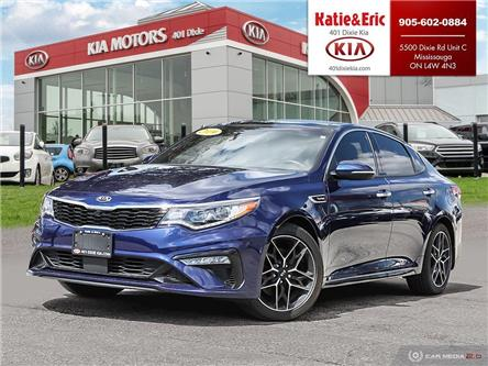 2019 Kia Optima SXL Turbo (Stk: OP19005) in Mississauga - Image 1 of 24