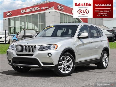 2014 BMW X3 xDrive28i (Stk: SO20019A) in Mississauga - Image 1 of 27