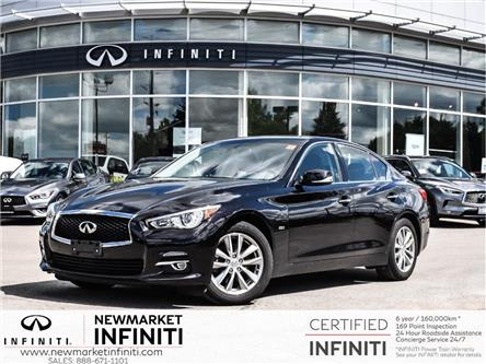 2016 Infiniti Q50 2.0T Base (Stk: UI1369) in Newmarket - Image 1 of 21