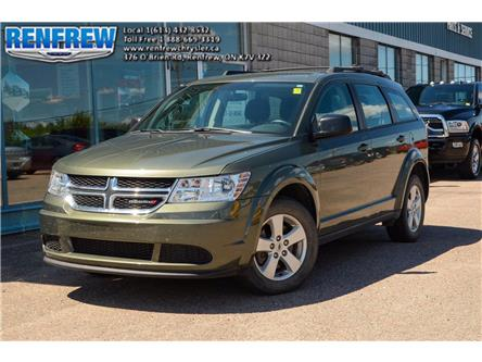 2018 Dodge Journey CVP/SE (Stk: K313A) in Renfrew - Image 1 of 10