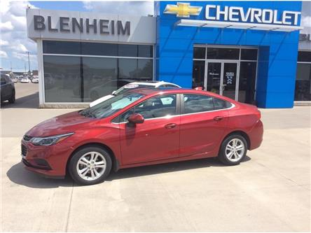 2017 Chevrolet Cruze LT Auto (Stk: 0B053A) in Blenheim - Image 1 of 12
