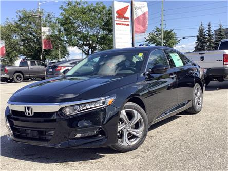 2020 Honda Accord EX-L 1.5T (Stk: 20356) in Barrie - Image 1 of 22