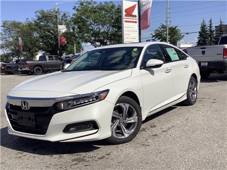 2020 Honda Accord EX-L 1.5T (Stk: 20637) in Barrie - Image 1 of 24