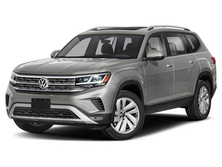 2021 Volkswagen Atlas 3.6 FSI Execline (Stk: V5464) in Newmarket - Image 1 of 9