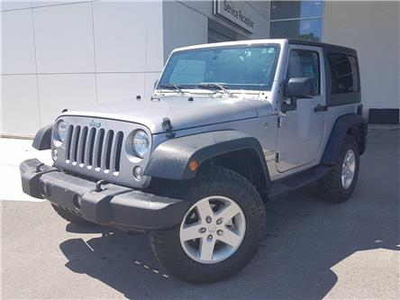 2016 Jeep Wrangler Sport (Stk: 13227A) in Gloucester - Image 1 of 18