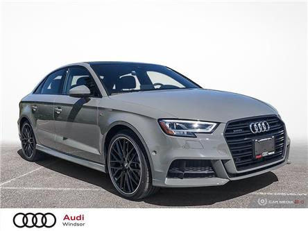 2020 Audi A3 45 Technik (Stk: 9974) in Windsor - Image 1 of 30
