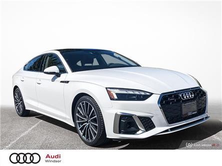 2020 Audi A5 2.0T Progressiv (Stk: 9977) in Windsor - Image 1 of 30