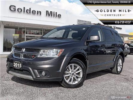 2015 Dodge Journey SXT (Stk: P5092) in North York - Image 1 of 28