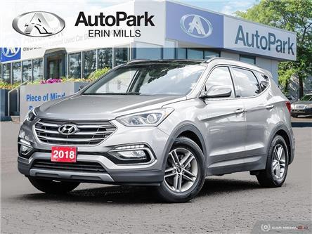 2018 Hyundai Santa Fe Sport 2.4 Luxury (Stk: 91091AP) in Mississauga - Image 1 of 29
