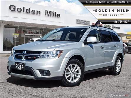 2014 Dodge Journey SXT (Stk: P5056) in North York - Image 1 of 29