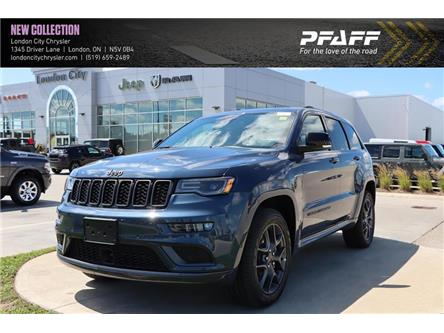 2020 Jeep Grand Cherokee Limited (Stk: LC2651) in London - Image 1 of 22