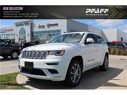 2020 Jeep Grand Cherokee Summit (Stk: LC2653) in London - Image 1 of 22