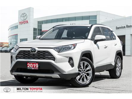 2019 Toyota RAV4 Limited (Stk: 003250) in Milton - Image 1 of 22