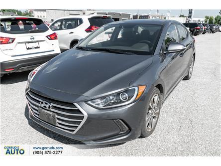 2017 Hyundai Elantra GLS (Stk: 087792) in Milton - Image 1 of 5