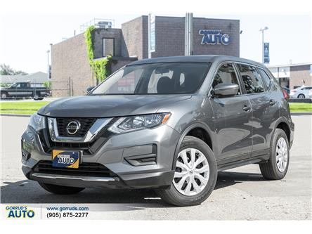 2018 Nissan Rogue S (Stk: 847989) in Milton - Image 1 of 19
