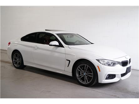 2017 BMW 430i xDrive (Stk: 878122) in Vaughan - Image 1 of 30