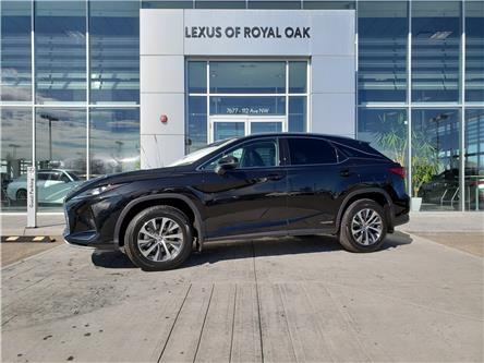 2020 Lexus RX 450h Base (Stk: L20325) in Calgary - Image 1 of 10