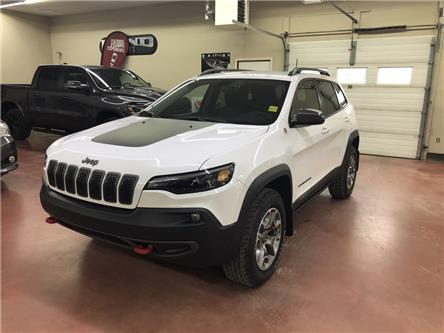 2020 Jeep Cherokee Trailhawk (Stk: T20-112) in Nipawin - Image 1 of 17