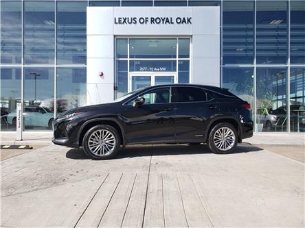 2020 Lexus RX 450h Base (Stk: L20481) in Calgary - Image 1 of 10