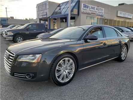 2011 Audi A8 L 4.2 Premium (Stk: ) in Concord - Image 1 of 28