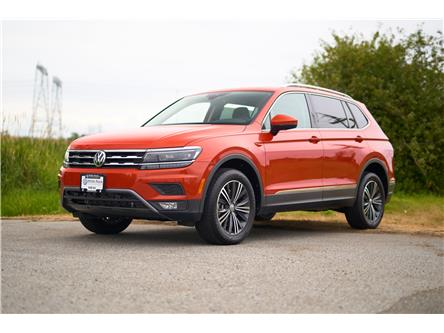2020 Volkswagen Tiguan Highline (Stk: LT088211) in Vancouver - Image 1 of 22