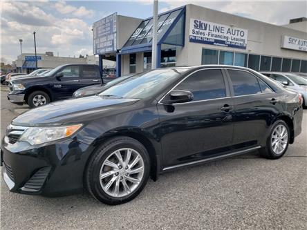 2014 Toyota Camry LE (Stk: ) in Concord - Image 1 of 23