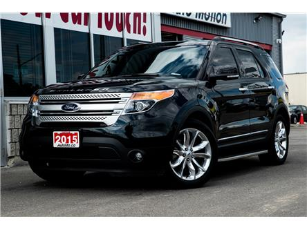 2015 Ford Explorer XLT (Stk: 20566) in Chatham - Image 1 of 26