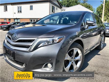 2016 Toyota Venza Base V6 (Stk: 120799) in Ottawa - Image 1 of 26