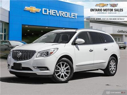 2017 Buick Enclave Leather (Stk: 209426A) in Oshawa - Image 1 of 36