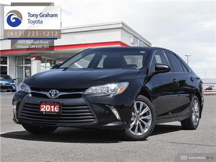 2016 Toyota Camry XLE (Stk: E8170) in Ottawa - Image 1 of 30