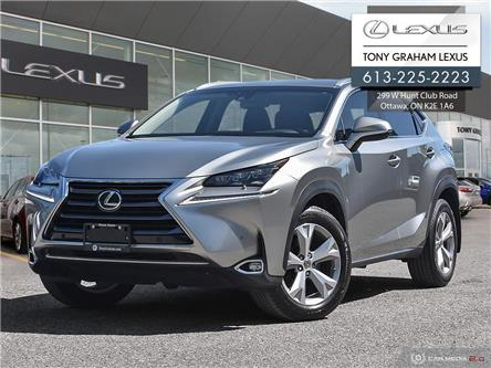 2016 Lexus NX 200t Base (Stk: Y3754) in Ottawa - Image 1 of 30