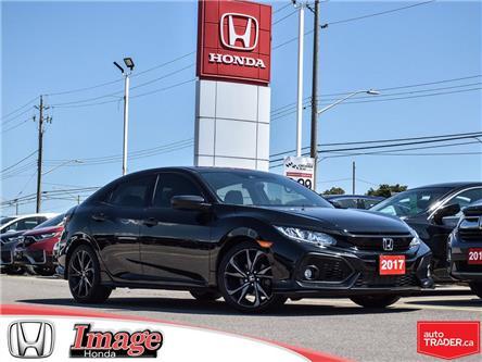 2017 Honda Civic Sport (Stk: 10R371A) in Hamilton - Image 1 of 24