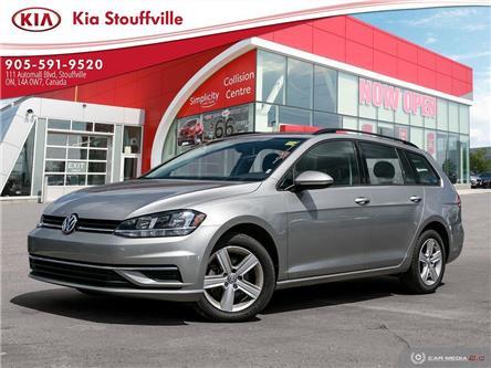 2019 Volkswagen Golf SportWagen 1.8 TSI Comfortline (Stk: P0225) in Stouffville - Image 1 of 26