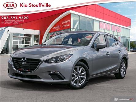 2016 Mazda Mazda3 GS (Stk: P0231) in Stouffville - Image 1 of 26