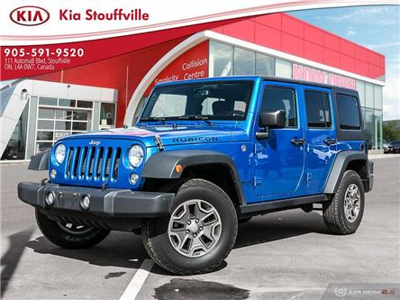 2015 Jeep Wrangler Unlimited Rubicon (Stk: 20218A) in Stouffville - Image 1 of 26