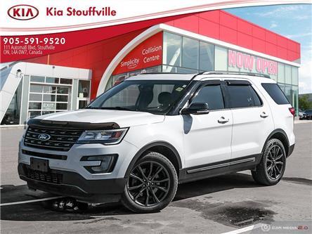 2017 Ford Explorer XLT (Stk: P0236) in Stouffville - Image 1 of 26