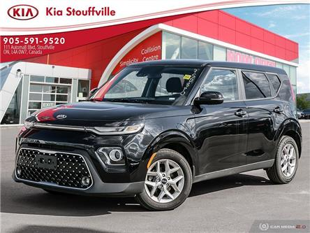 2020 Kia Soul EX (Stk: P0233) in Stouffville - Image 1 of 25