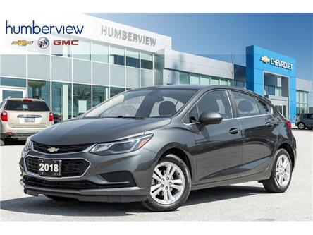 2018 Chevrolet Cruze LT Auto (Stk: 518927DP) in Toronto - Image 1 of 19