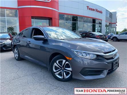 2016 Honda Civic LX (Stk: 3638) in Milton - Image 1 of 3