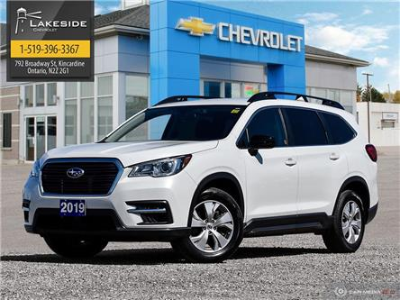 2019 Subaru Ascent Convenience (Stk: P6235) in Kincardine - Image 1 of 27
