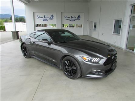 2017 Ford Mustang EcoBoost Premium (Stk: 20225A) in Port Alberni - Image 1 of 12