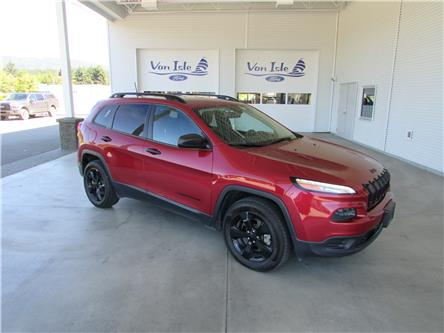 2016 Jeep Cherokee Sport (Stk: 20229A) in Port Alberni - Image 1 of 11