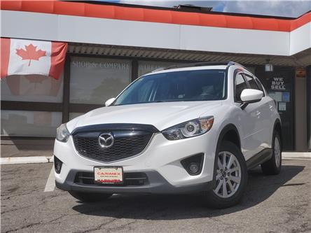 2014 Mazda CX-5 GS (Stk: 2007181) in Waterloo - Image 1 of 22