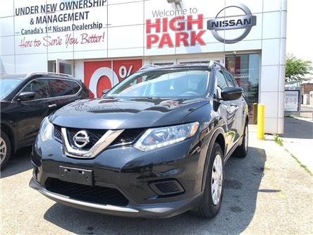 2016 Nissan Rogue S (Stk: U1832) in Toronto - Image 1 of 16