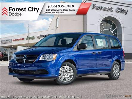 2020 Dodge Grand Caravan SE (Stk: 20-C011) in London - Image 1 of 27