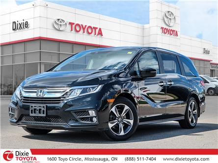 2019 Honda Odyssey EX (Stk: D201720A) in Mississauga - Image 1 of 30