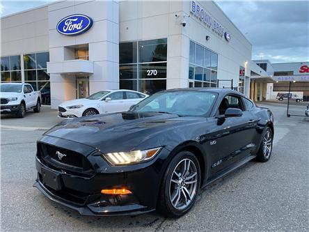 2017 Ford Mustang GT Premium (Stk: OP20183A) in Vancouver - Image 1 of 22