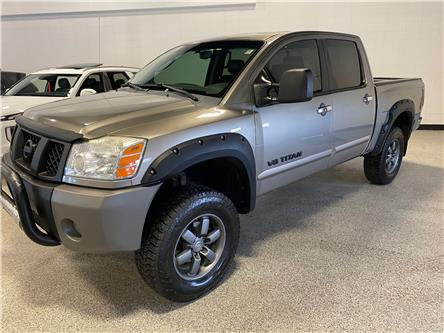 2007 Nissan Titan XE (Stk: T23330A) in Calgary - Image 1 of 15